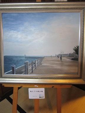 増井吉三油絵展見に行ってきました_c0214750_12574166.jpg