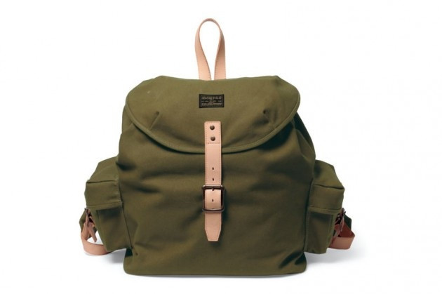 WTAPS Fall/Winter 2012 Canvas Bag Collection_a0118453_274018.jpg