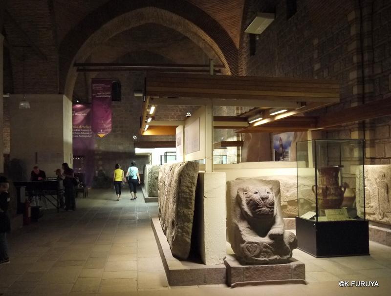トルコ旅行記 24 アンカラ アナトリア文明博物館_a0092659_21192852.jpg