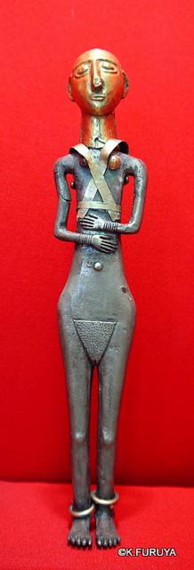 トルコ旅行記 24 アンカラ アナトリア文明博物館_a0092659_21334682.jpg