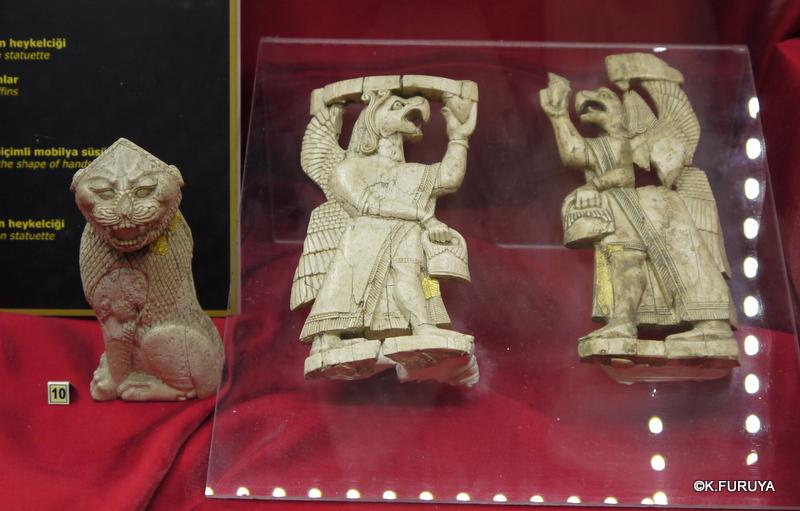 トルコ旅行記 24 アンカラ アナトリア文明博物館_a0092659_21365193.jpg