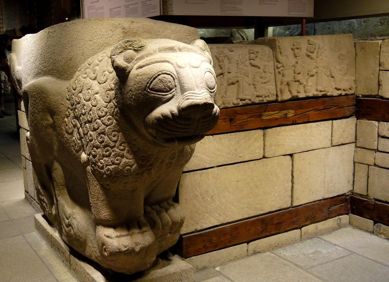 トルコ旅行記 24 アンカラ アナトリア文明博物館_a0092659_2138372.jpg