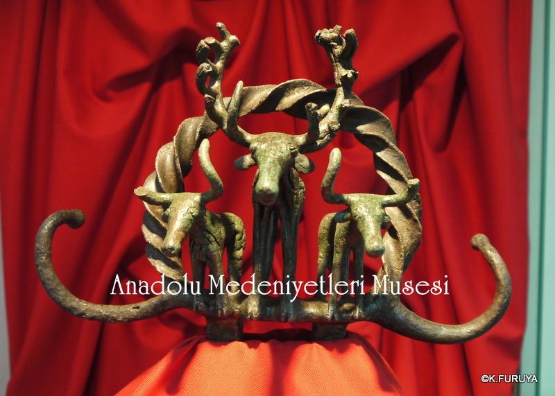 トルコ旅行記 24 アンカラ アナトリア文明博物館_a0092659_21444770.jpg