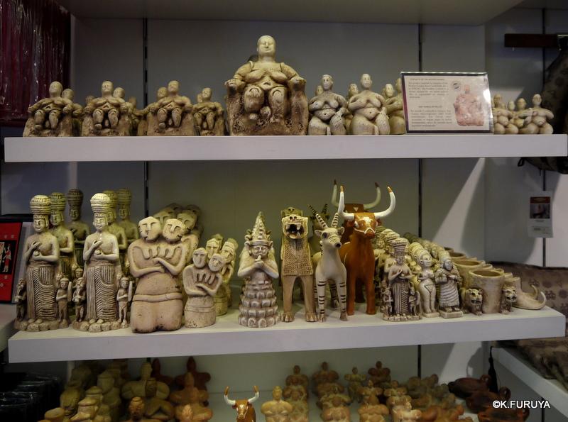 トルコ旅行記 24 アンカラ アナトリア文明博物館_a0092659_23235667.jpg