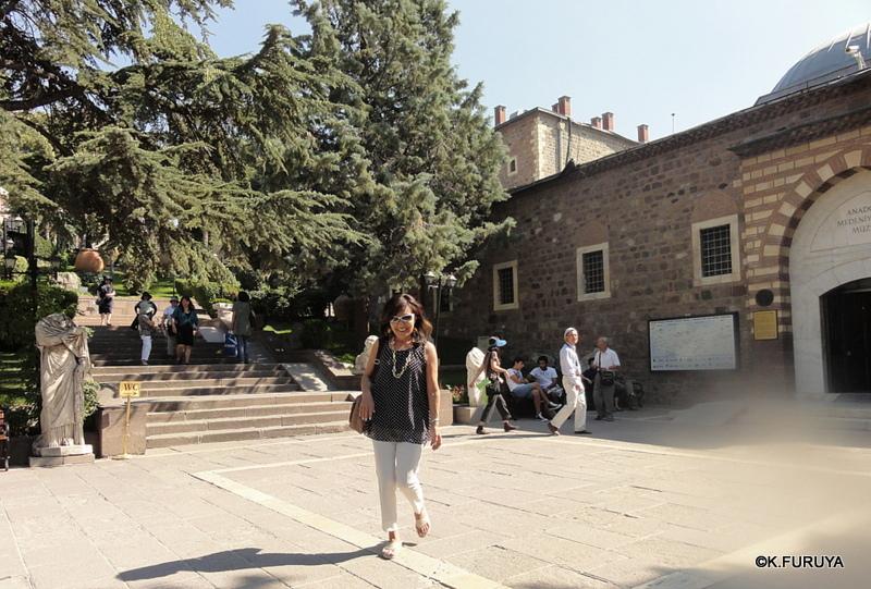 トルコ旅行記 24 アンカラ アナトリア文明博物館_a0092659_23352857.jpg