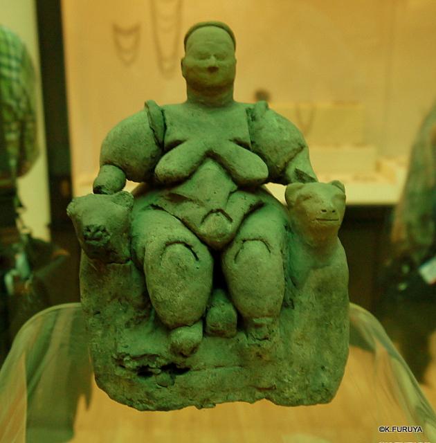 トルコ旅行記 24 アンカラ アナトリア文明博物館_a0092659_2393254.jpg