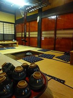FUKUSHIMAその10  大内宿② くるみ蕎麦と地酒♪_a0165160_232461.jpg