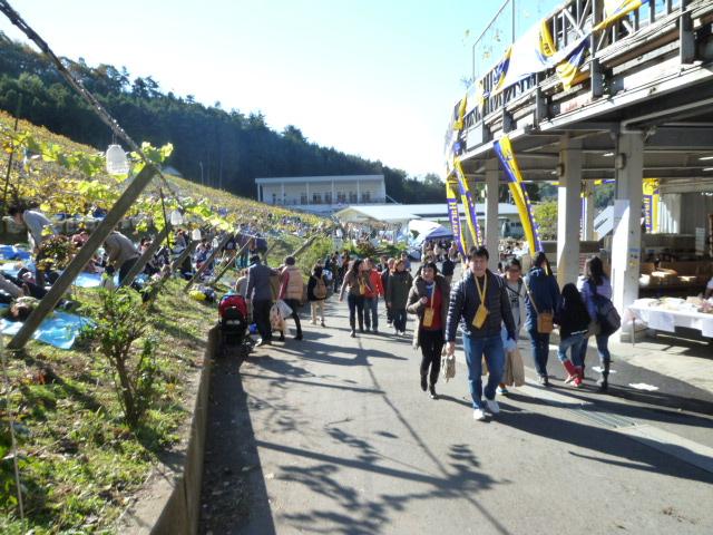 オトナの遠足 ココファーム収穫祭2012_c0100865_039757.jpg