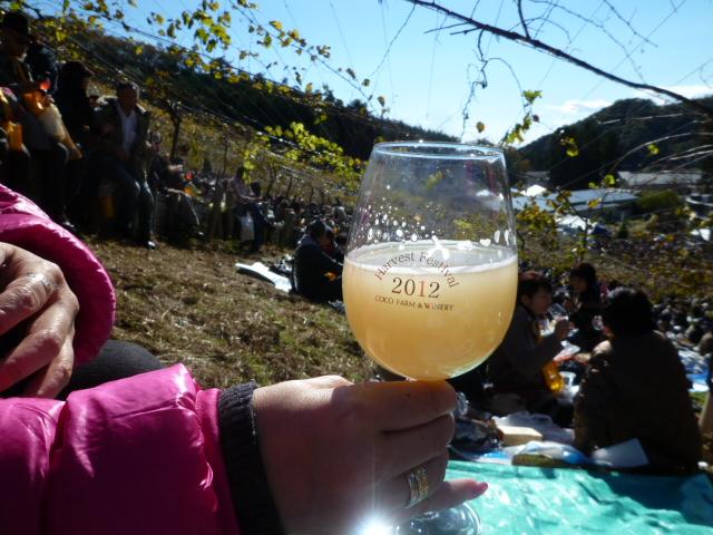 オトナの遠足 ココファーム収穫祭2012_c0100865_6404029.jpg