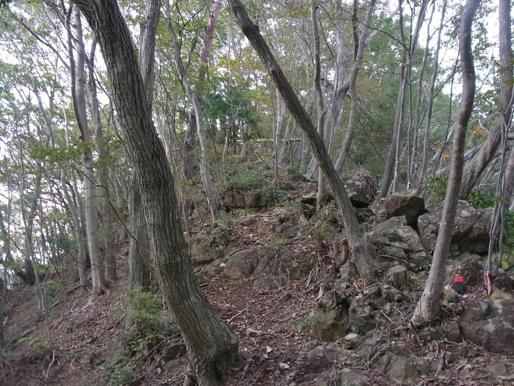 2012/10/27 三角山_d0233770_23254293.jpg