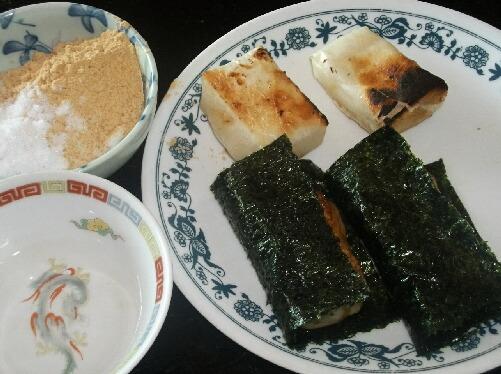 焼餅と読書_f0018078_19532178.jpg