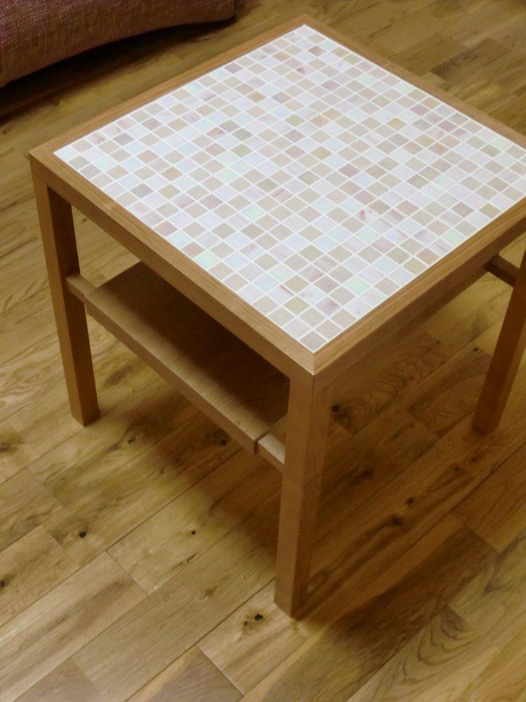 ソファのためのミニテーブル_f0171785_1546338.jpg