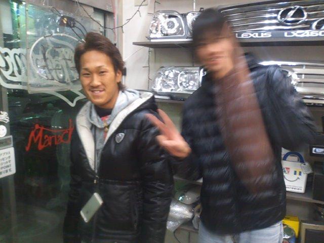 セルシオ千葉くんシーマ清家くん_b0127002_1850886.jpg