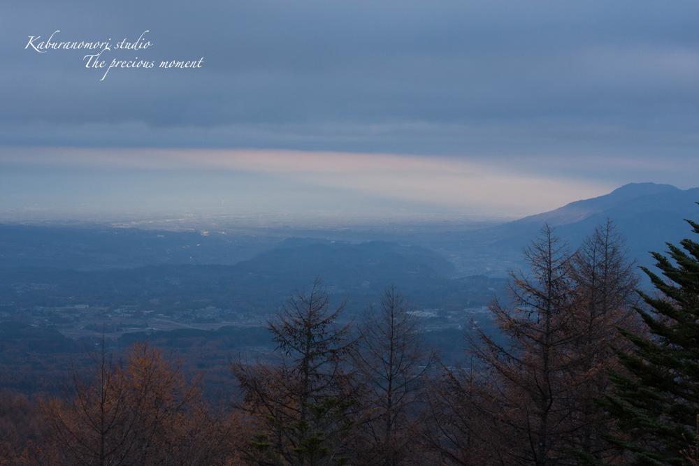 厚い雲で朝日は見られなかったけど_c0137403_1775880.jpg
