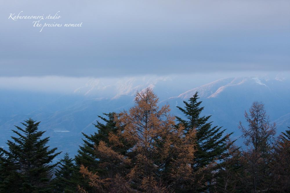 厚い雲で朝日は見られなかったけど_c0137403_179281.jpg