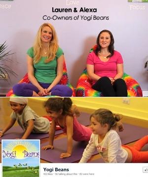 ニューヨークの子ども向けヨガ教室 Yogi Beans _b0007805_130244.jpg