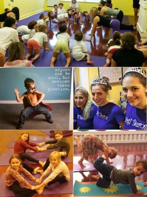 ニューヨークの子ども向けヨガ教室 Yogi Beans _b0007805_1445266.jpg