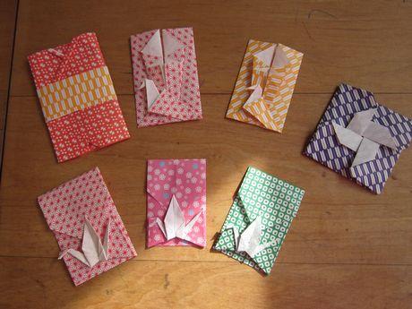クリスマス 折り紙 折り紙 袋 : pichiku.exblog.jp