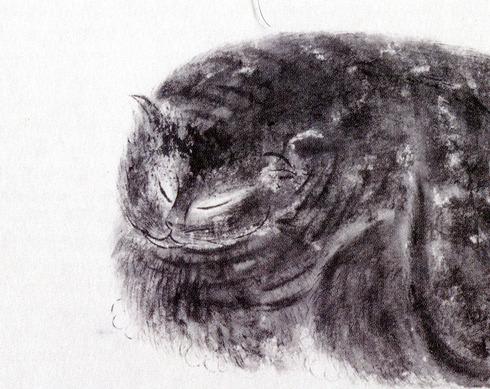 船玉さんこと「船田玉樹」の現代日本画を観た。_e0117514_1604762.jpg