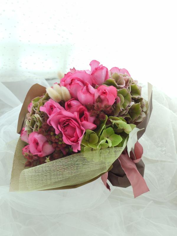 御両親への贈呈用の花_a0042928_1835297.jpg