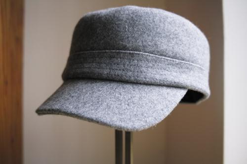 CHAPEAUX 2012-13 A/W gris / gris homme_b0129548_9254455.jpg