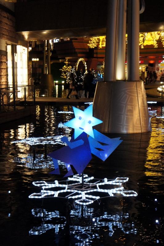 キャナルシティ 博多 太陽のクリスマス♪ _d0210450_1643636.jpg