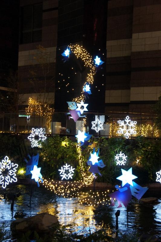 キャナルシティ 博多 太陽のクリスマス♪ _d0210450_164749.jpg