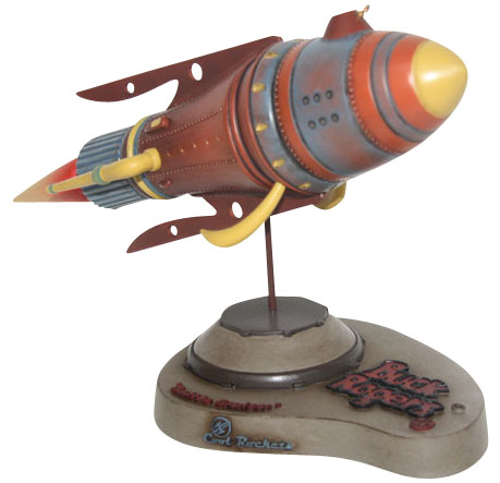 "Buck Rogers ""Battle Cruiser\"" desk model_e0118156_16143556.jpg"