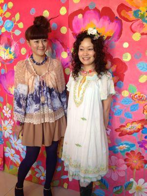 scramble+ &ハレルヤ三人展お礼☆_f0223361_2104032.jpg