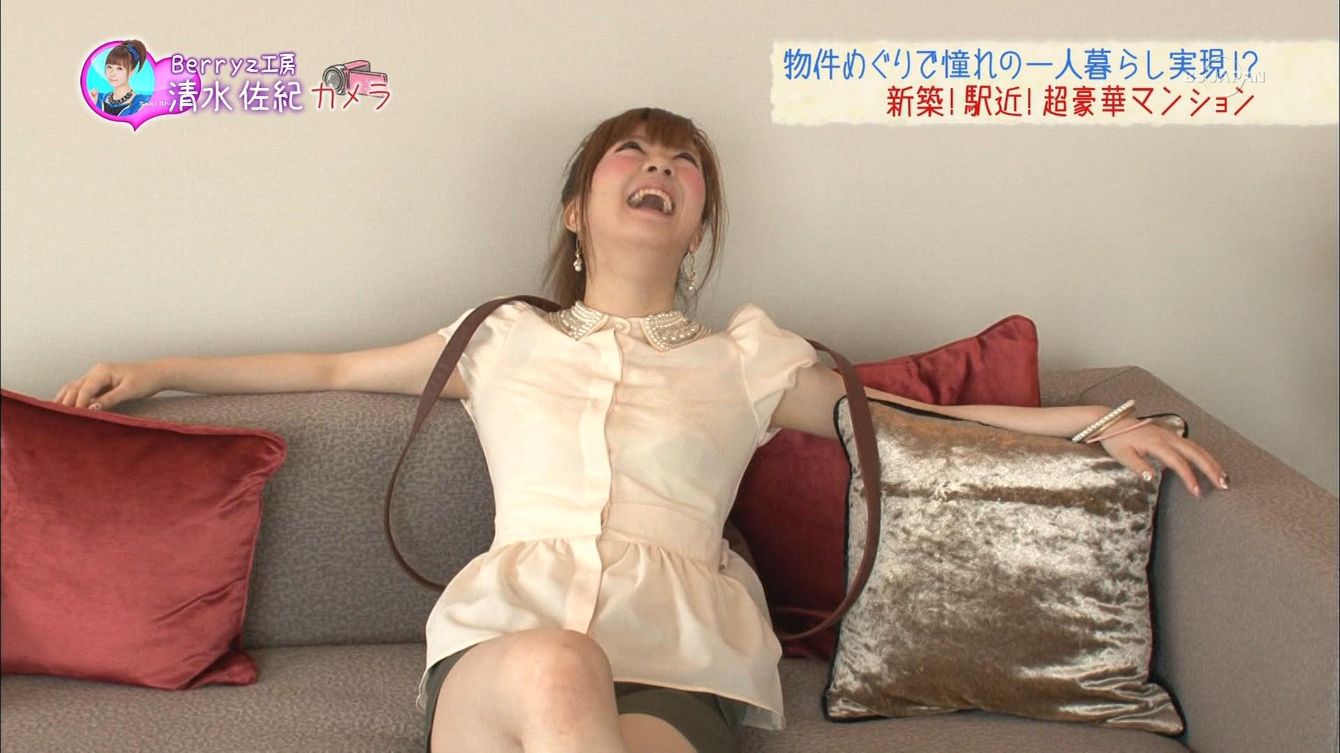 【清水佐紀】お姉さんズFANスレpart118【嗣永桃子】 YouTube動画>9本 ->画像>223枚