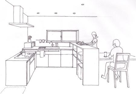 「町屋の家」計画案_f0230666_1025168.jpg