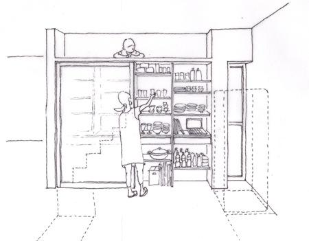 「町屋の家」計画案_f0230666_10252272.jpg