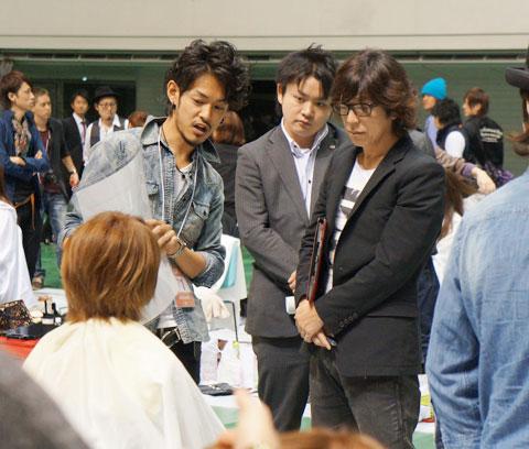 【brace】ミルボンDesignersAbility in Osaka 今里店土橋がコミュニケーション部門で受賞!_c0080367_16125126.jpg