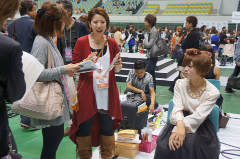 【brace】ミルボンDesignersAbility in Osaka 今里店土橋がコミュニケーション部門で受賞!_c0080367_16565093.jpg