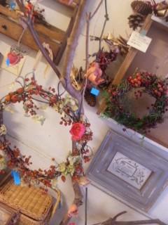 "Berry Bouquet \""お花展""_c0134086_4474868.jpg"