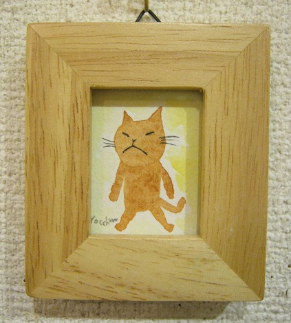 たまごの工房企画 「高円寺裏通り猫展」 その8_e0134502_19313298.jpg