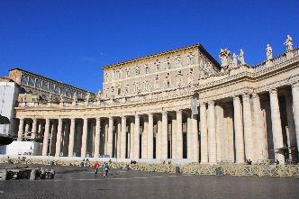ローマ滞在 3日目 バチカン市国_a0059035_8135695.jpg