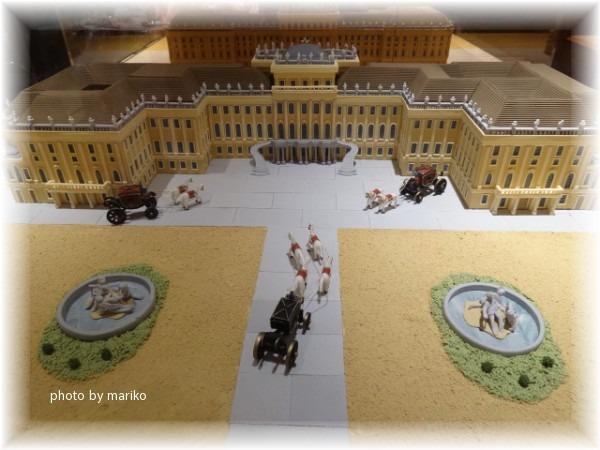 お菓子のシェーンブルン宮殿_d0165645_20323749.jpg