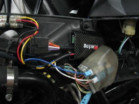 セミフルパワー化 PC40 CBR600RR ②_e0114857_826168.jpg