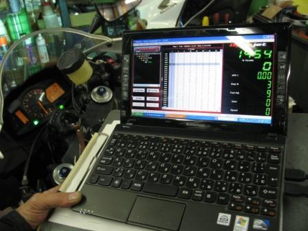 セミフルパワー化 PC40 CBR600RR ②_e0114857_8502420.jpg