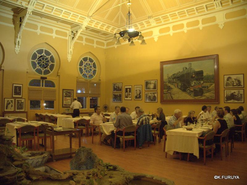 """トルコ旅行記 25 レストラン\""""オリエントエクスプレス\""""_a0092659_18154273.jpg"""