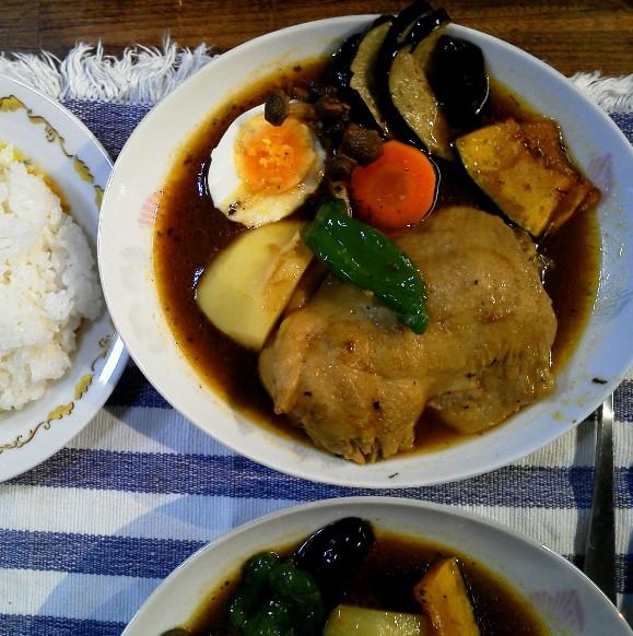 ベル食品・スープカレーの素_b0236665_8484623.jpg