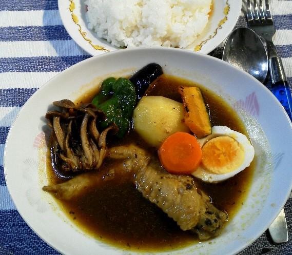 ベル食品・スープカレーの素_b0236665_8512563.jpg