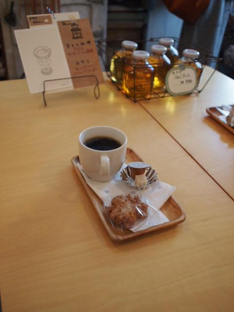 本日の oneday cafe。_a0164280_2028376.jpg
