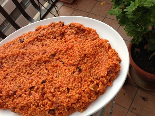 ナポリの郷土料理 サルトゥ・ディ・リーソ_b0107003_10142664.jpg