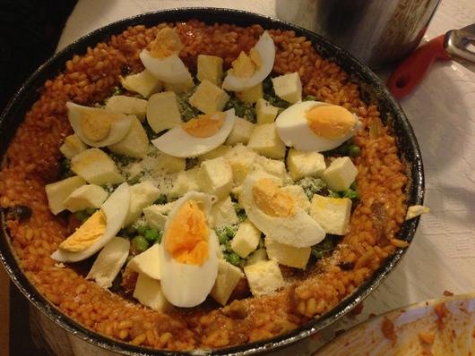 ナポリの郷土料理 サルトゥ・ディ・リーソ_b0107003_10182476.jpg