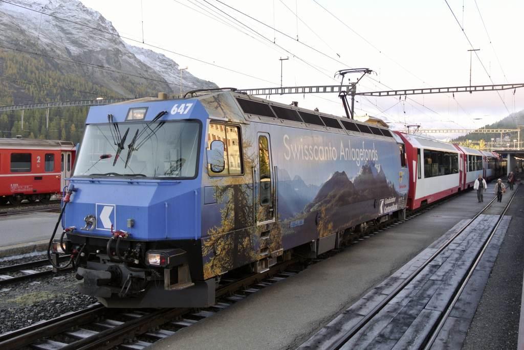 スイス紀行20 番外編5:次は列車の旅にしたい・・・_a0148206_9121135.jpg