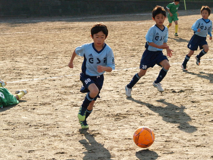 LLクラス 第64回あすなろ少年サッカー大会決勝トーナメント(3年生)_a0109316_00475.jpg