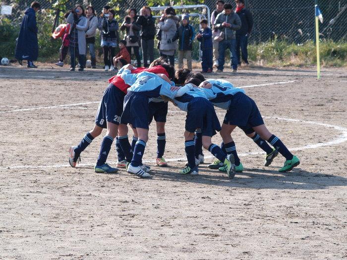 LLクラス 第64回あすなろ少年サッカー大会決勝トーナメント(3年生)_a0109316_23564038.jpg