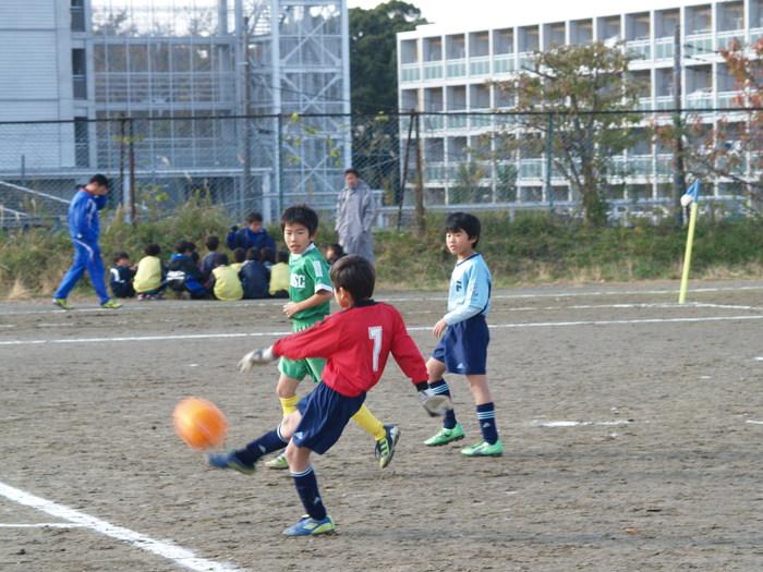 LLクラス 第64回あすなろ少年サッカー大会決勝トーナメント(3年生)_a0109316_23585535.jpg